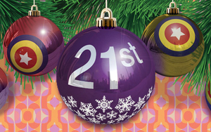 DAY 21 | Advent Calendar Competition 2016
