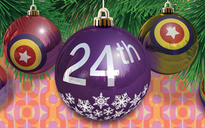 DAY 24 | Advent Calendar Competition 2016