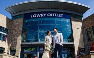 Lowry Outlet's £13 Million Transformation Underway