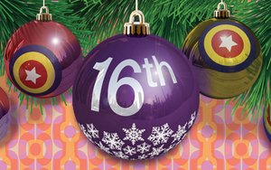 DAY 16 | Advent Calendar Competition 2016