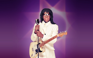 Nile Rodgers 2017 Official Press Shot