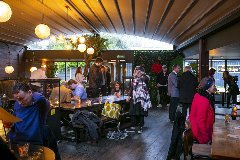 Tre Ciccio Spring Terrace Launch 3