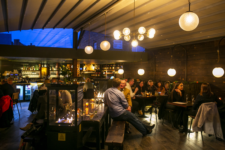 Tre Ciccio Spring Terrace Launch 7