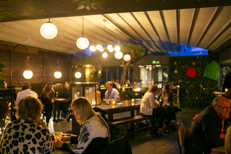 Tre Ciccio Spring Terrace Launch 8