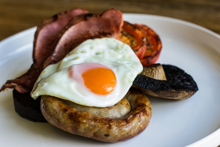 2019 06 20 The Inn Spc Full English Breakfast 1