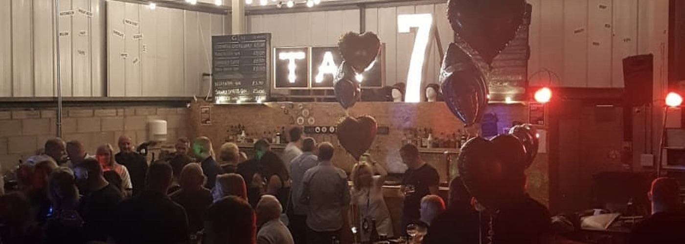 Seven Bro7Hers Taproom Partyheader