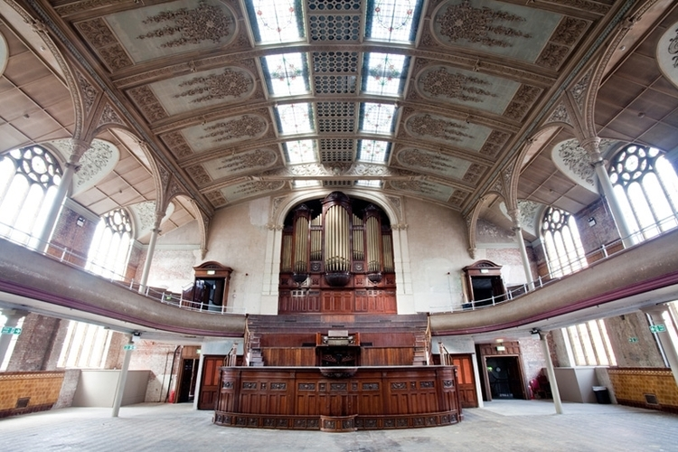 Getting Hitched Here S 12 Alternative Wedding Venues In Manchester Previous Next 2017 08 15 Albert Hall