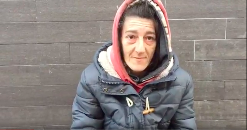 18 03 13 Manchester Homeless Women Video