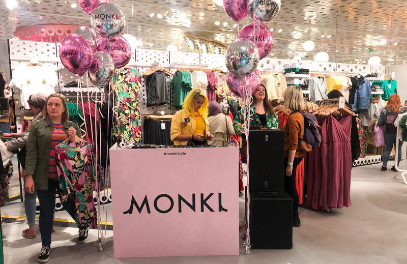 18 05 04 Monki Store Manchester 5 Of 7