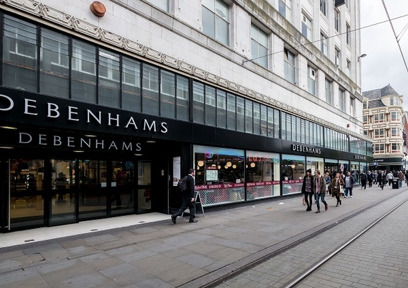 18 05 25 Urban Oasis Debenhams