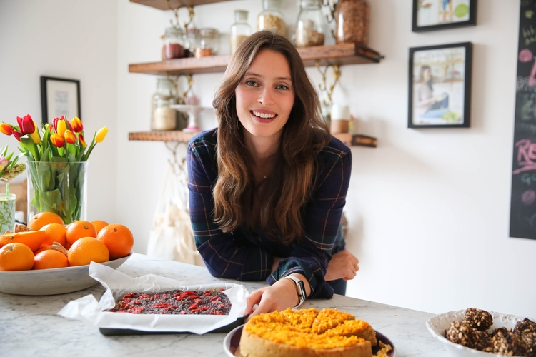 2018 08 30 Deliciously Ella Book Talk In Manchester