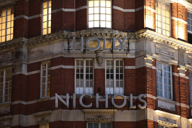 2018 09 04 Harvey Nichols Re Brands To Become Holly Nichols For September