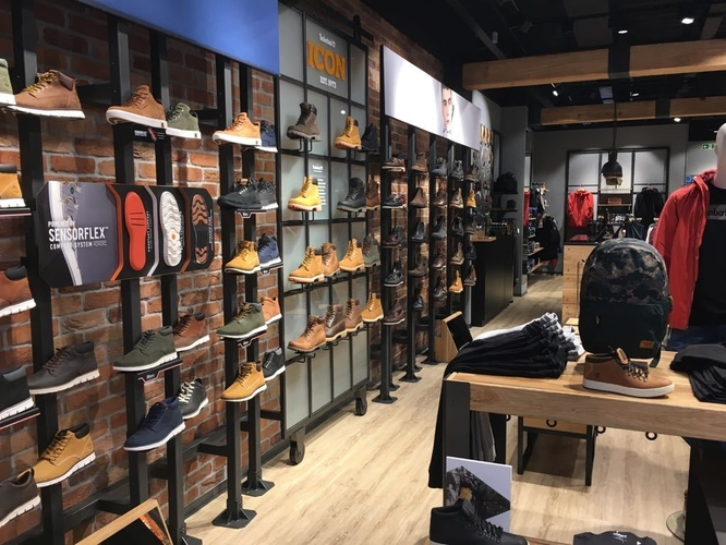 2018 09 12 Timberland Opens New Store In Trinity Leeds 2