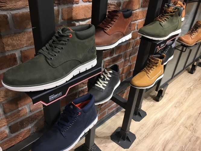 2018 09 12 Timberland Opens New Store In Trinity Leeds 4