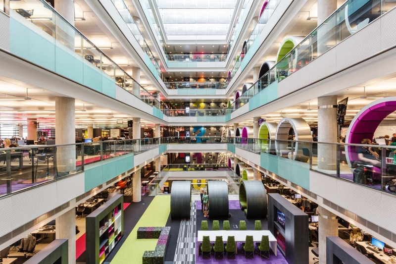 2018 09 12 Best Manchester Offices Bbc North Image Credit Sheppard Robson