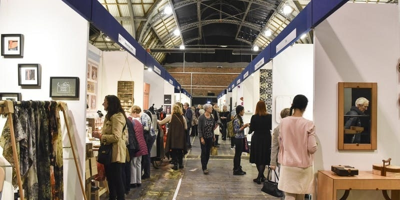 2018 09 25 Great Northern Craft Fair October 2018