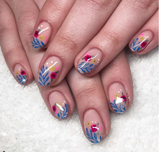 Is This The Best Nail Artist In Manchester Body Confidential