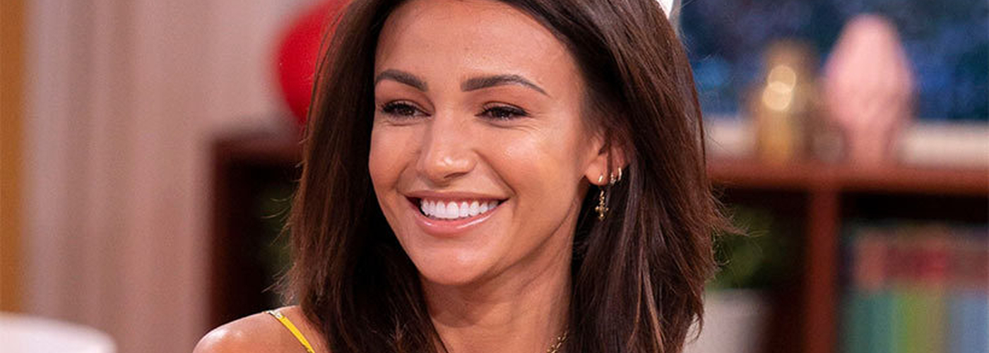 Michelle Keegan This Morning T