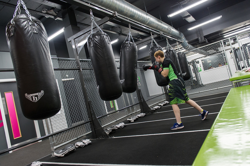 18 12 19 Energie Fitness Manchester