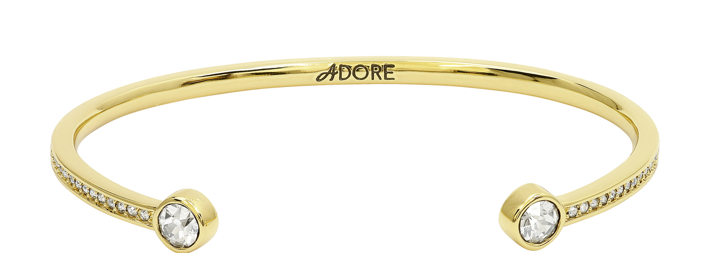 18 12 23 Adore Skinny Pave And Stone Bangle £54 5260427