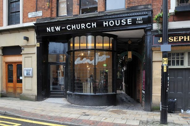 19 01 07 Manchester Nail Salons New Church House