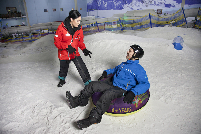 19 01 30 Chill Factore Snow Park 1