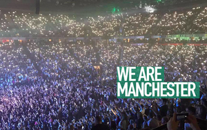 Manchester Arena We Are Manchester Concert