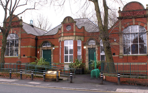 2018 02 05 Levenshulme Library