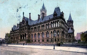 Assize Courts Manchester History