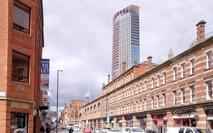 2017 08 22 St Michaels Tower New Stephen Hodder Deansgate View Cgi