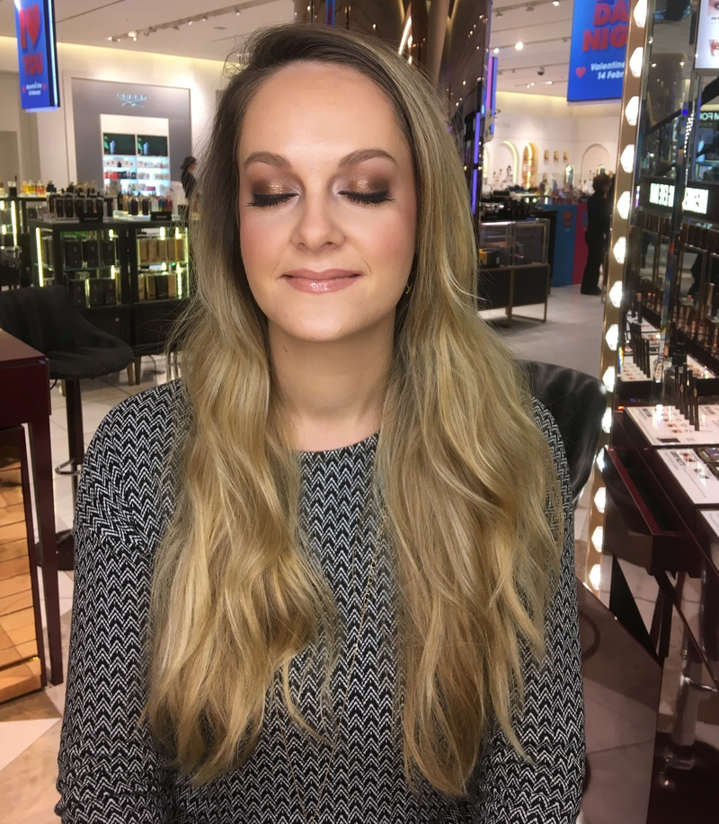Party Makeup Done In Manchester City Centre