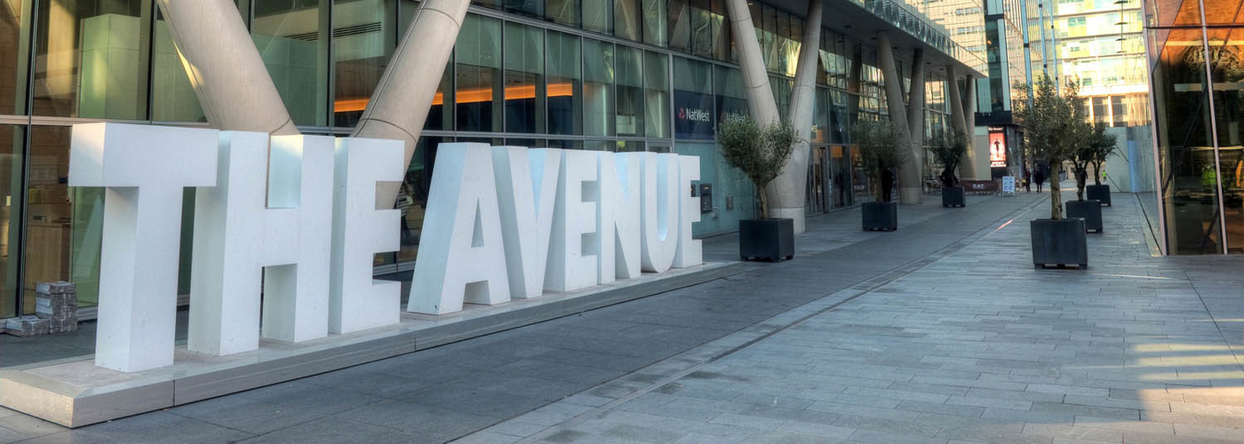 Spinningfields The Avenue 2