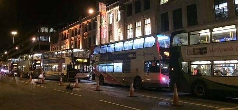 Oxford Road Buses 58F