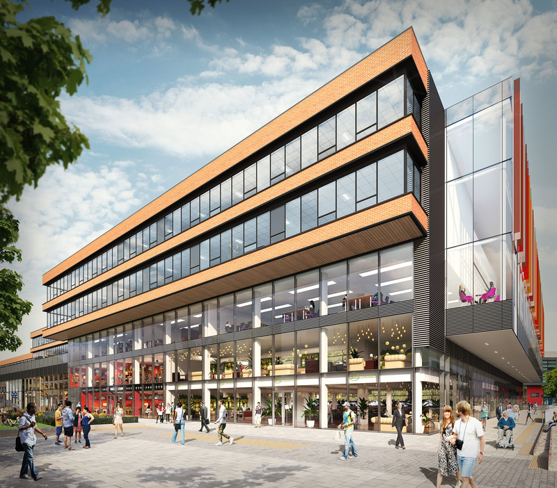 University Green Retail 1 Copyright Of Bruntwood