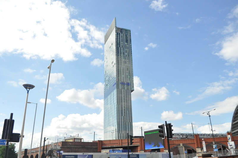 Beetham Tower 45
