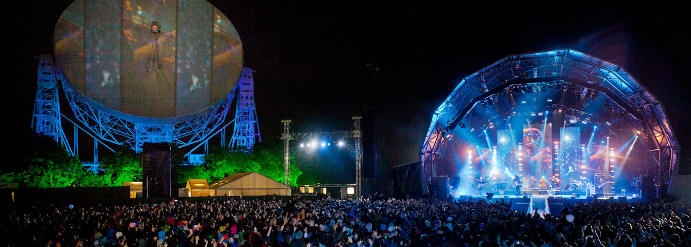 Elbow Jodrell Bank Feature