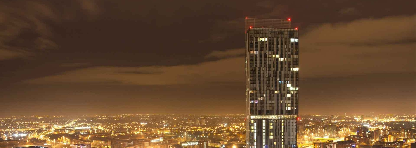 170522 Manchester Skyline Beetham Tower Credit Msa