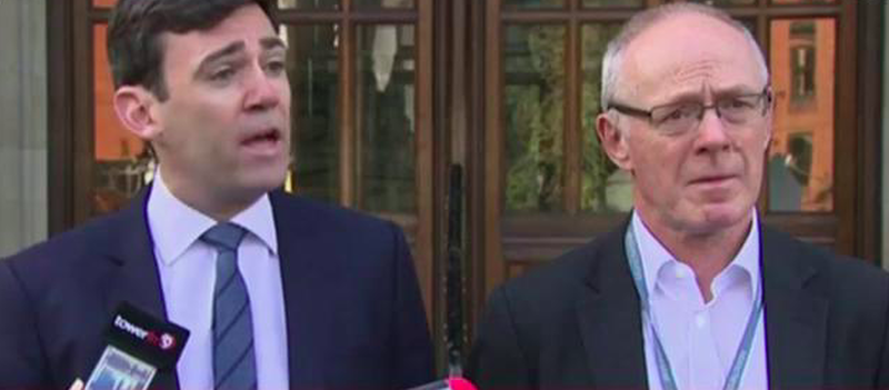 170523 Andy Burnham Richard Leese