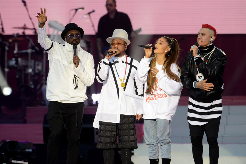 Dhn One Love Manchester Benefit Concert002 J