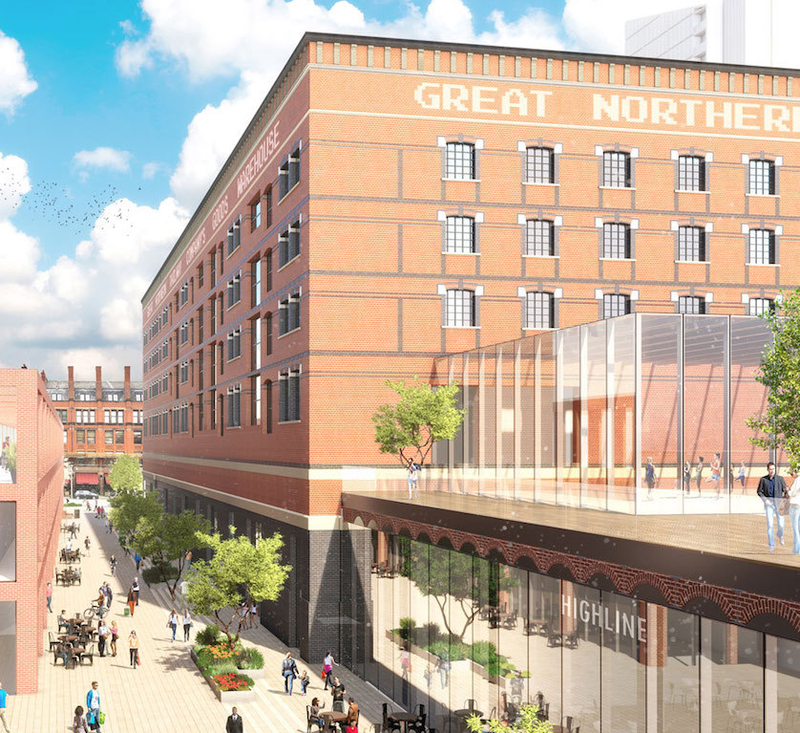Great Northern Warehouse Plans 2017 Trilogy Great Northern Deansgate Terrace 3