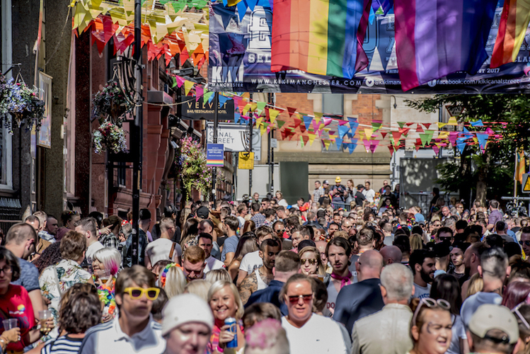 Speed dating manchester gay parade
