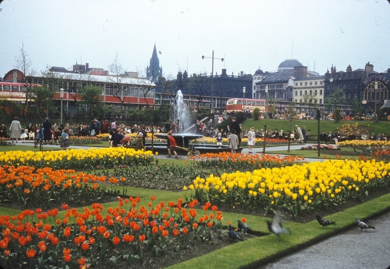 Piccadilly Gardens 567