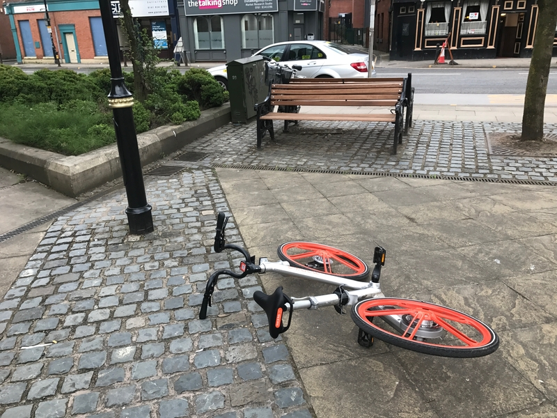 171011 Mobike Manchester Img 8338