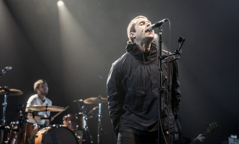 Liam Gallagher At Alexandra Palace Filippo Lastorina The Upcoming Featured 1 1000X600