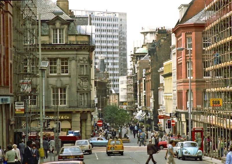 Manchester 1980S King Street