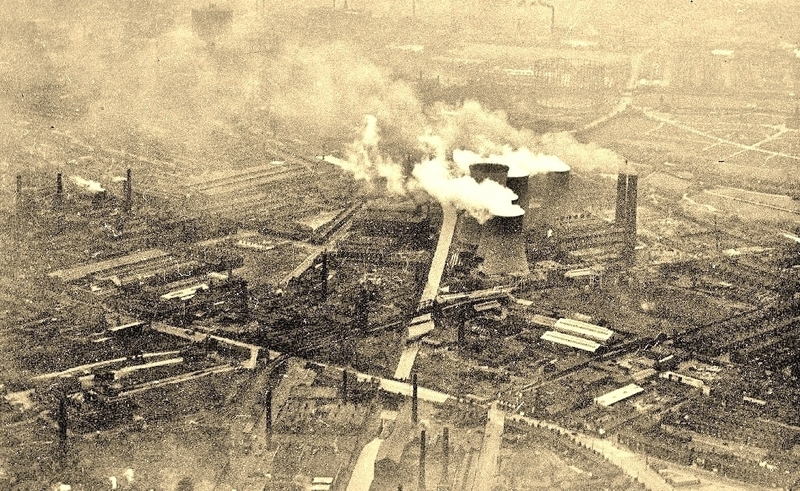 Bradford Colliery Far Left