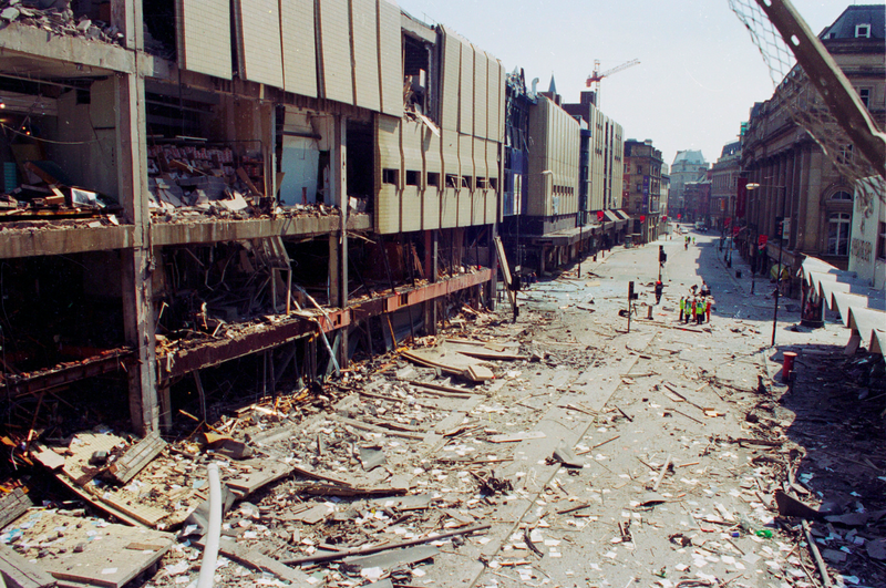 1996 Manchester Ira Bomb Credit Manchesterfire Flickr Screen Shot 2018 06 15 At 13 11 13