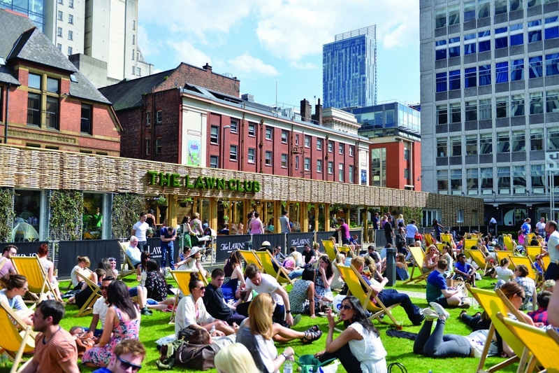 Lawn Club Spinningfields