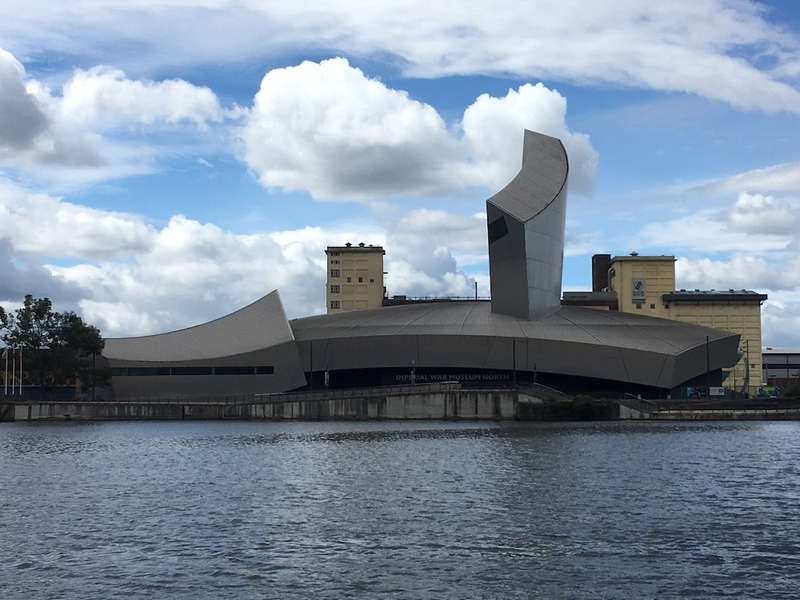 2018 07 13 How To Spend A Weekend In Salford Quays Imperial War Museum North