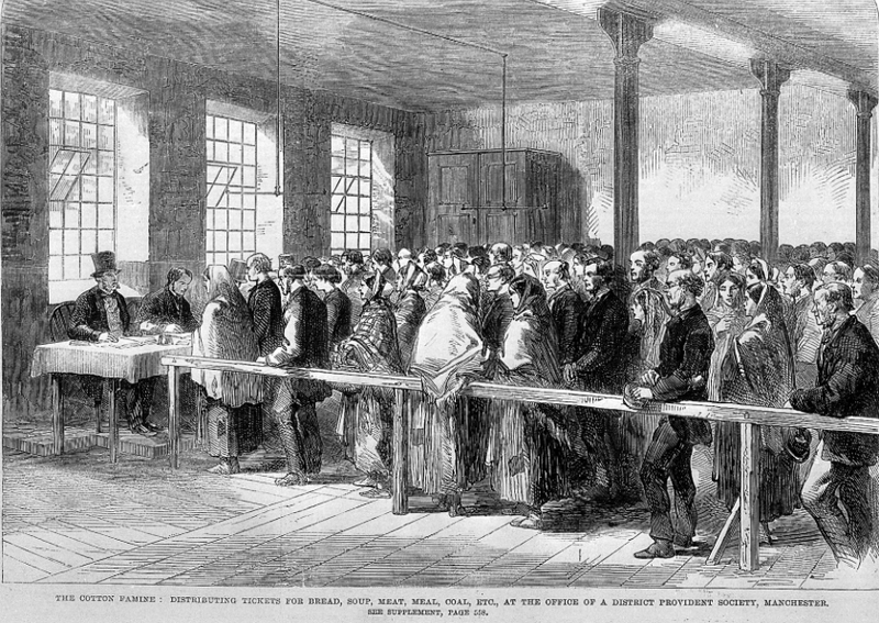 Lancashire Cotton Famine
